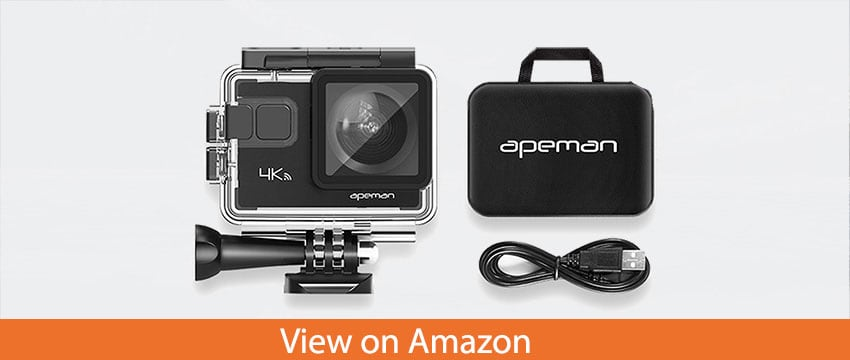 apeman a80 action camera review