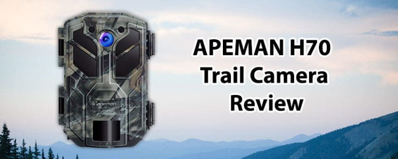 APEMAN H70 Trail Camera Review