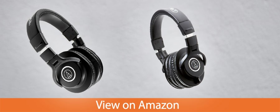 Audio-Technica ATH-M40x – Bass headphone worth for money