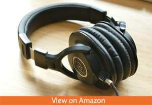Audio Technica M40x Comparison