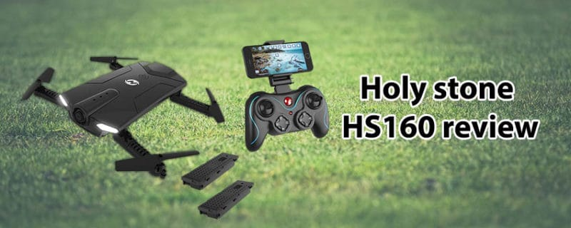 Holy Stone HS160 Review – Shadow FPV RC Drone