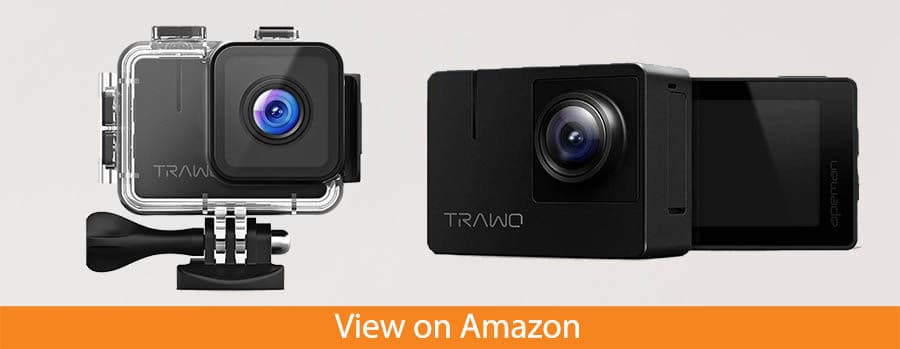 APEMAN Trawo Action Camera Review A100